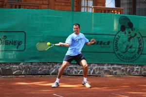 Dominik Hrbatý Tenisový klub Vysoké Tatry