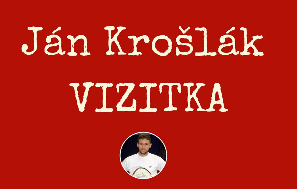 Ján Krošlák