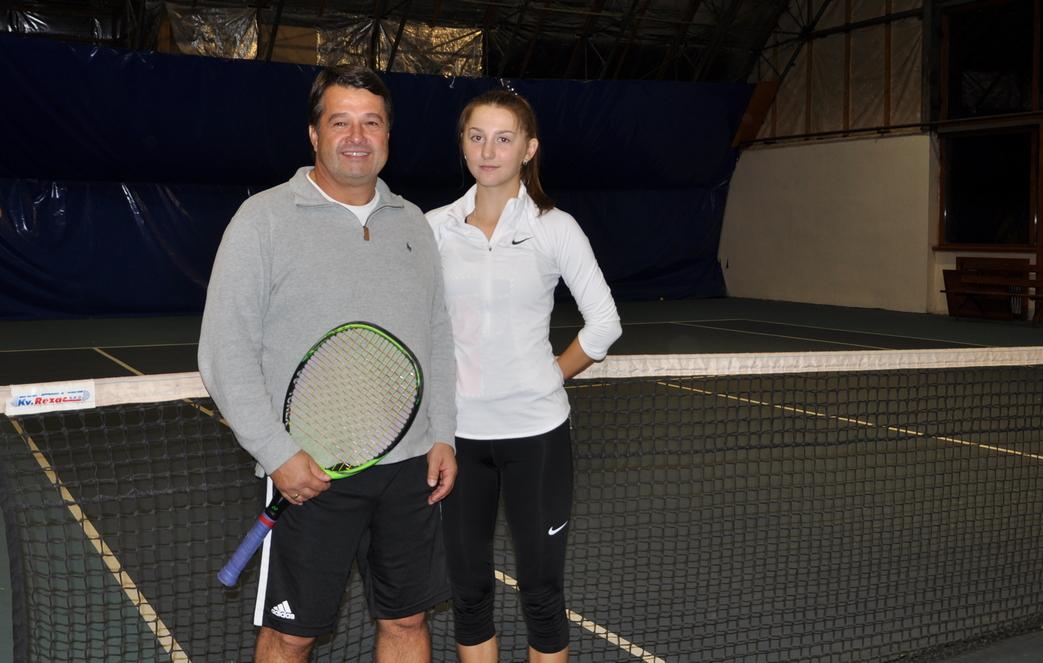 Tenisový mušketier Krta hrá turnaje za Tatry